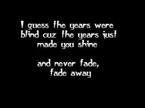 The Gold Song - Bouncing Souls (Lyrics) Video