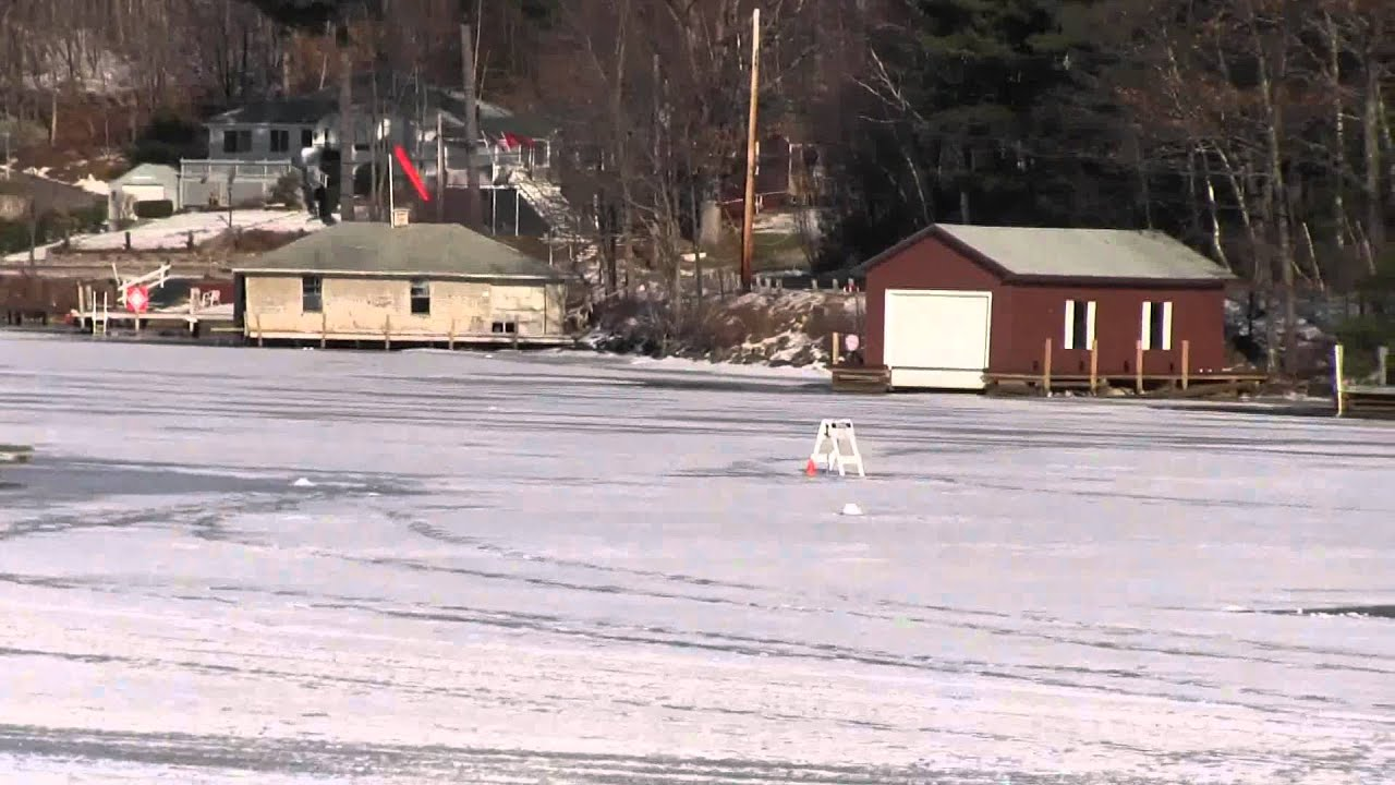 Ice fishing in nh alton bay lake winnipesaukee 2012 for New hampshire fishing license