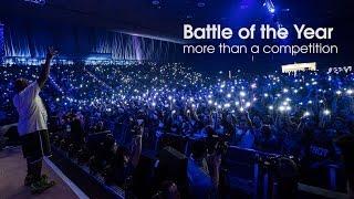 Battle of the Year: Więcej niż zawody