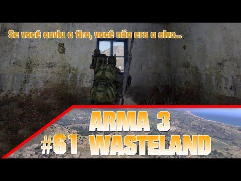 Arma 3 Wasteland #61 - O tiro impossível