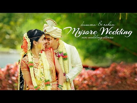 Mysore Wedding | Kusuma & Rohan