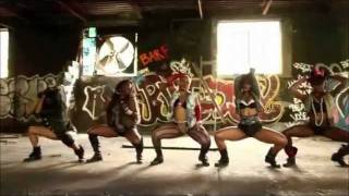 Choreography Who Run The World By Sean Bankhead