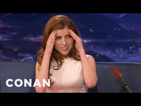 Misogynistic Rapper Anna Kendrick Has A Dirty Taco Bell Secret - CONAN on TBS