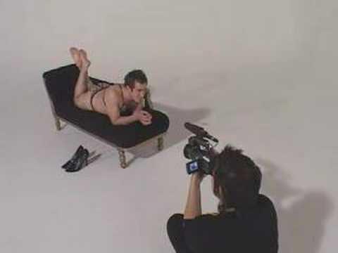 Lingerie 4 Men casting Video
