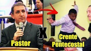 Pastor foi calar Crente Pentecostal e veja o que DEUS fez... Muito Forte!