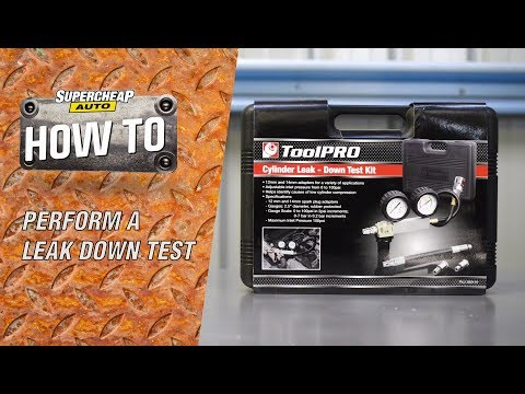 How to - Preform a Leak Down Test / ToolPRO