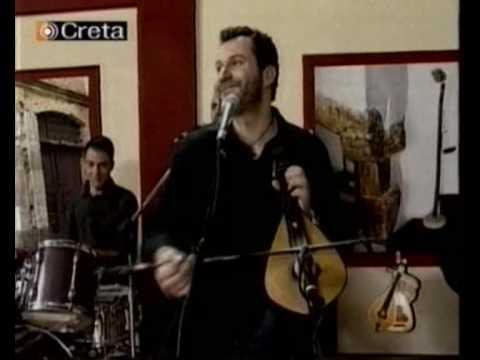 Mpikakis Stelios -  Rethemnianos Siganos(Μπικάκης Στέλιος Μαντινάδες)