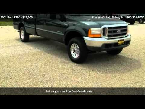 2001 Ford F350 XL - for sale in Portland , IN 47371