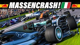 F1 2017 KARRIERE S4E13 – Monza, Italien GP   Let's Play Formel 1 4K Gameplay German