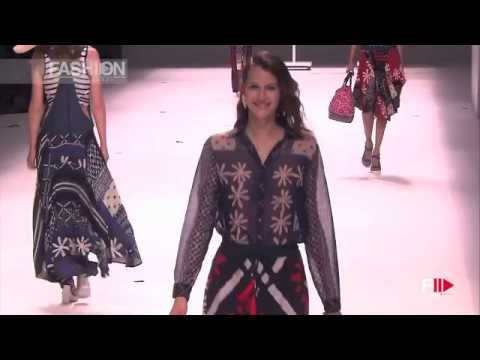DESIGUAL Full Show Barcelona Spring Summer 2016 by Fashion Channel