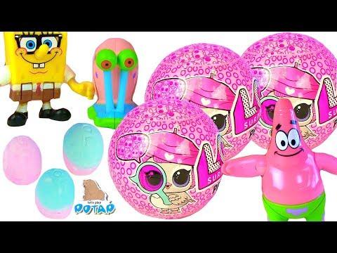 Мультик Куклы Лол! Питомцы Лол 4 серия Декодер! Песок меняющий цвет! Мыльные пузыри от Лол