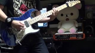 曇りのち晴れ/SIAM SHADE Guitar Cover