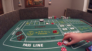 How to Play Craps and Win Part 2: Pass Line and Place Bets
