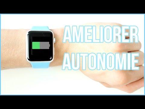 Apple Watch : 10 Astuces pour améliorer l'autonomie