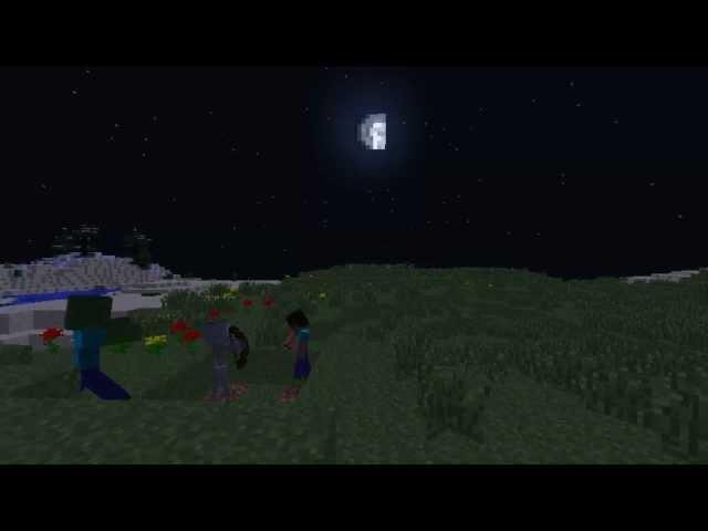 5 Způsobů jak se v minecraftu nechovat.