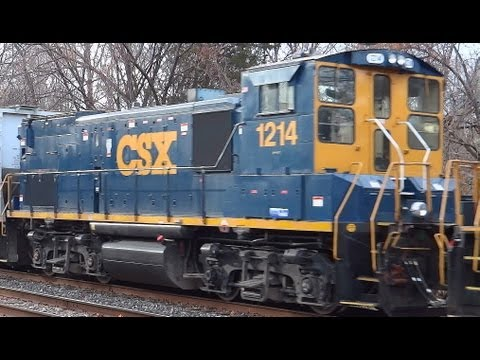 Great Assortment of Power on CSX Q398-24