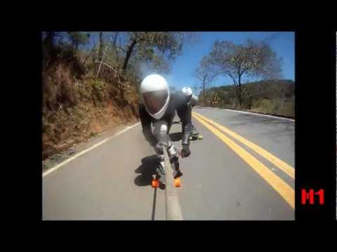 SP Downhill Speed Skate 2!!! M1 produc