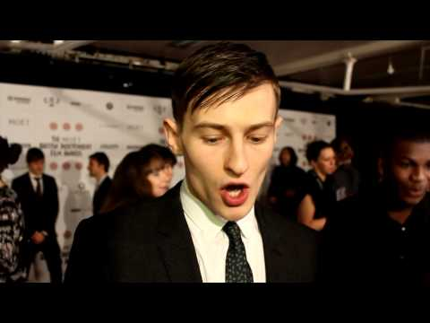 Elliott Tittensor Interview - The British Independent Film Awards 2012