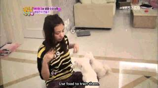 [ENG] 111203 Birth of a Family Ep 4 APink Cuts 02