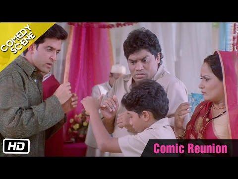 Comic Reunion - Kabhi Khushi Kabhie Gham - Scene| HQ