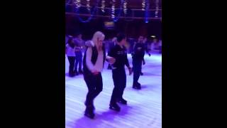 Bournemouth BİC ice skating.... Buz pateni
