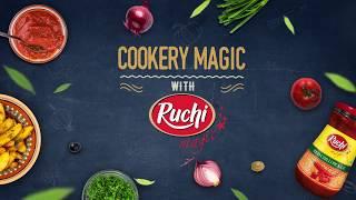 #CookeryMagicWithRuchi - Episode 2 - Avakai Arancini with Ruchi Magic Pickles