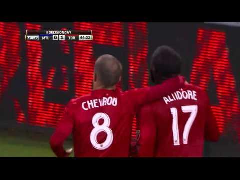 Jozy Altidore Goal - October 25, 2015