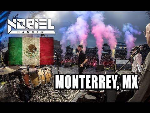 0 - Noriel - Mexico (Tour 2017)