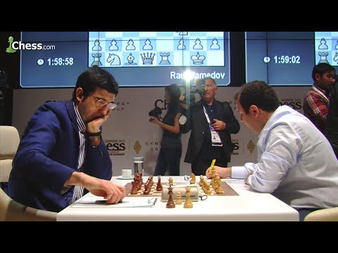 Magnus Carlsen,  Wesley So Lead Shamkir Chess 2015 After Round 3