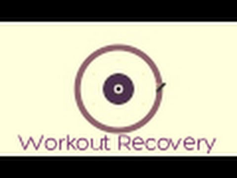 Tips Tricks Solutions - Post Workout Recovery