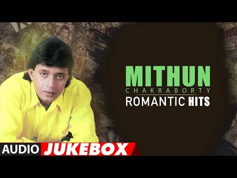 Mithun Chakraborty Romantic Hits | Audio Juke Box | Bollywood Songs video