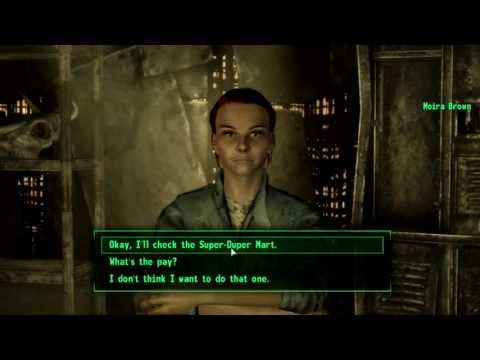 Let's Play Fallout 3 - 04 - Wasteland Survival Guide