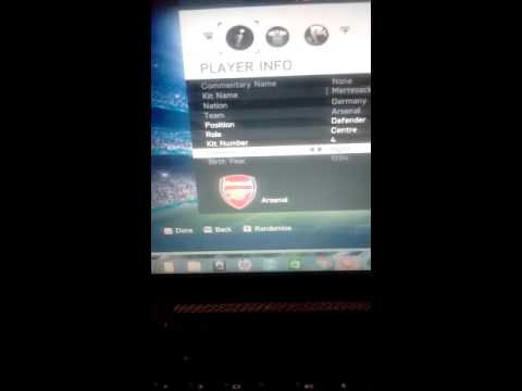How to hack player ages on fifa!!!!!!