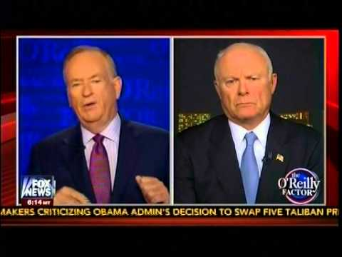 Freed In Afghanistan - SGT Rowe Bergdahl Released - Col David Hunt - O'Reilly