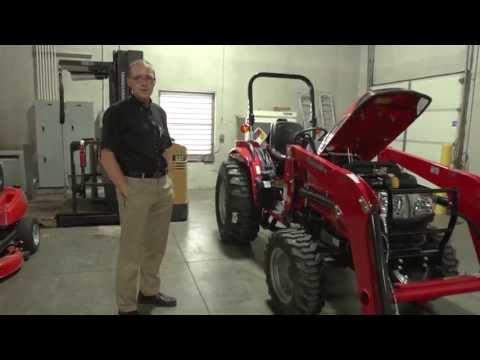 The Benefits of Mahindra Lawn Tractors from West Chester Lawn and Garden