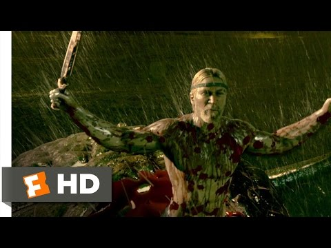 Beowulf (3/10) Movie CLIP - Sea Monsters (2007) HD