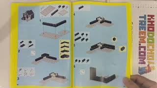 Hướng dẫn lắp ráp Lepin 15035 Lego Creator MOC Bar and Finance Company giá sốc rẻ nhất