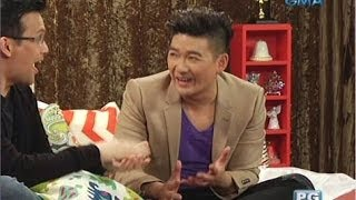 The Tim Yap Show: Tim takes a peek into Franco Laurel's love life