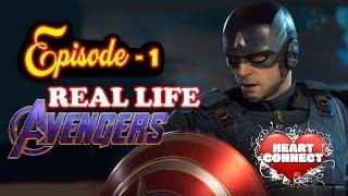 "Motivation Series : ""Heart Connect"" - दिल की बातें , सिर्फ़ दिल से : Episode 1 (Real life avengers)"