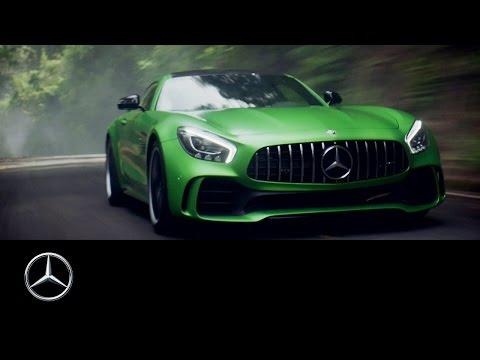 Beast of the Green Hell: The Mercedes-AMG GT R - Mercedes-Benz original