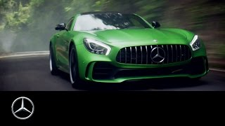 Beast of the Green Hell: Mercedes-AMG GT R and Lewis Hamilton