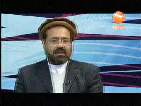Eng. Amin Karim on Khurshid TV Part 2 - Afghanistan Elections 2014