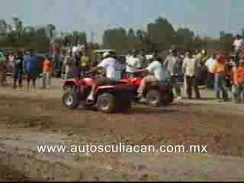 ARRANCONES CUATRIMOTO MOTOS 01 JUNIO ALTATA