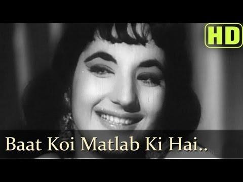 Baat Koi Matlab Ki Hai - Apradhi Kaun Songs - Abhi Bhattacharya...