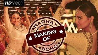 download lagu Making Of Radha Nachegi  Tevar  Sonakshi Sinha gratis