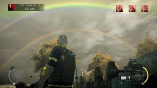 Hitman Absolution - Double Rainbow Easter Egg