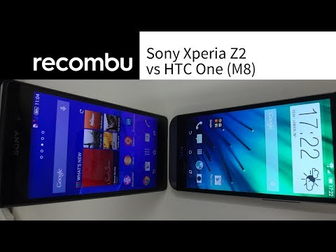 Sony Xperia Z2 vs HTC One M8: Which is best?
