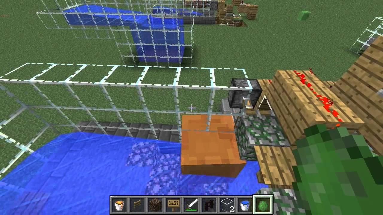 Red3yz' Minecraft Science