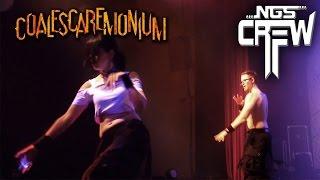NGS - Stage Performance @ Coalescaremonium 2016 [Industrial Dance]