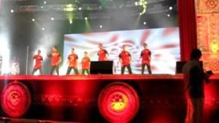 Kannada film dance medley AKKA, NJ 2010